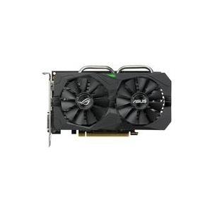 ASUS ROG-STRIX-RX560-O4G-GAMING - OC Edition - Grafikkarten - Radeon RX 560 - 4 GB GDDR5 - PCIe 3.0 x16 - DVI, HDMI, DisplayPort