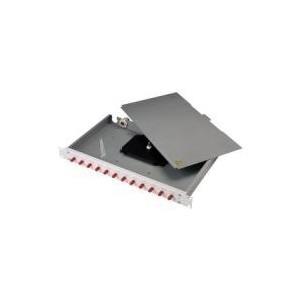 Telegärtner 48,30cm (19) LWL Patch Panel Basis ...