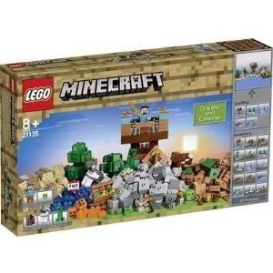 Minecraft$ 21135 Die Crafting-Box (21135)