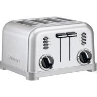 CPT180E - Toaster - elektrisch - Edelstahl matt