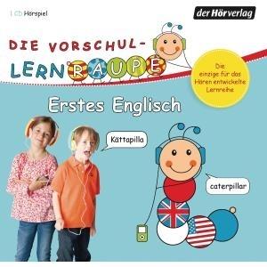 Random House Die Vorschul-Lernraupe: Erstes Eng...