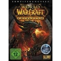 Activision-Blizzard WORLD OF WARCRAFT CATACLYSM...