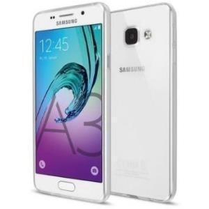 Artwizz NoCase - Hintere Abdeckung für Mobiltelefon - thermoplastisches Polyurethan - durchsichtig - für Samsung Galaxy A3 (2016)