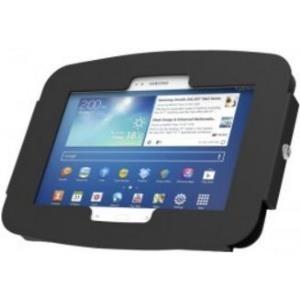 Compulocks Galaxy Secure Space Enclosure Wall Mount Black - Wandhalterung für Tablett - Aluminium - Schwarz - für Samsung Galaxy Tab S (8.4 )