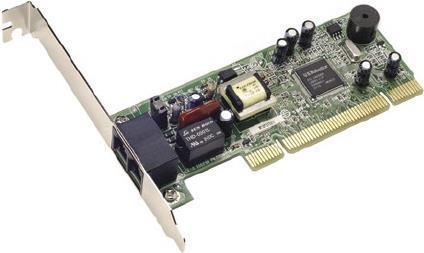 US Robotics 56K OEM PCI Faxmodem - 56 Kbit/s - PCI - 5 MB HDD - IBM PC - 233 MHz Pentium - 32 MB - 0 - 50 °C (USR263092-OEM)