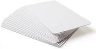 Zebra Card 30MIL FOOD SAVE CARDS WHITE GLOSSY 5...