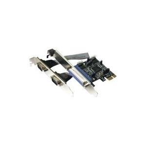 Dawicontrol DC-9112 PCIe, Schnittstellenkarte - broschei