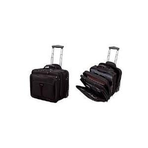 Computertaschen - Lightpak Executive 46102 Reisetasche (Trolley) für Reisen, Notebook Schwarz Nylon (46102)  - Onlineshop JACOB Elektronik