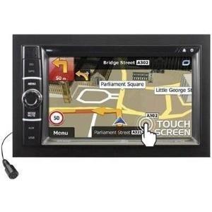 Navigationsgeräte - Caliber RDN802BT Navigationssystem Anzeige 15,7 cm (6.2' ) Touchscreen in dash Einheit Doppel DIN 75 Watt x 4 (RDN802BT)  - Onlineshop JACOB Elektronik