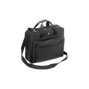 Targus Corporate Traveler 15 - 39,60cm (15.6) / 38,1 - 39,6cm Ultralite - Notebook-Tasche - 39,6 cm (15.6) - Schwarz (CU
