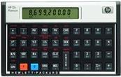 HP 12C Platinum Financial Calculator Taschenrec...