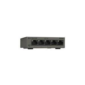 NETGEAR FS205 - Switch - nicht verwaltet - 5 x 10/100 - Desktop (FS205-100PES)