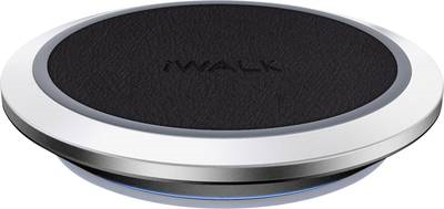 iWalk Universal Wireless Charging Pad - Drahtlose Ladematte - 10 Watt - Schwarz