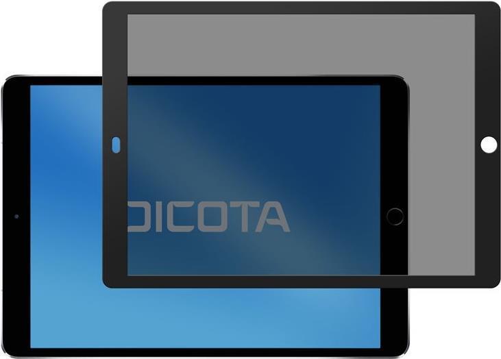 Dicota Secret 2-Way - Sichtschutzfilter - Schwarz - für Apple 12.9`  iPad Pro