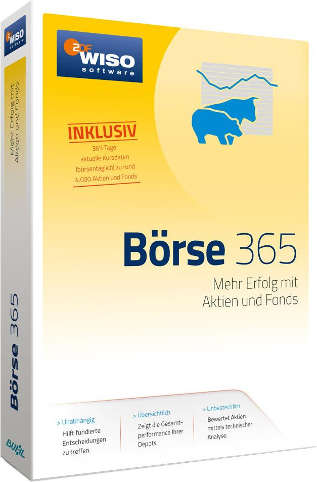 WISO Börse 365 Basic (2017) - broschei