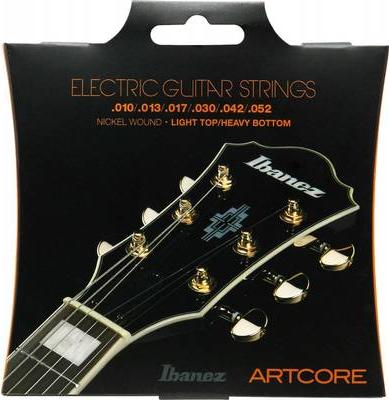 Ibanez E-Gitarrensaiten Artcore Nickel Wound 01...