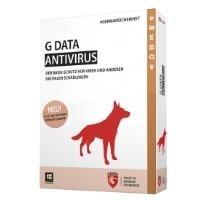 G DATA AntiVirus - Abonnement-Lizenz (2 Jahre) ...