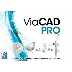 Avanquest ViaCAD 3D 10 Professional - Electroni...