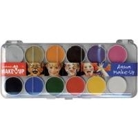 C.KREUL Schminkkasten Fantasy Make Up, 12 Farbe...