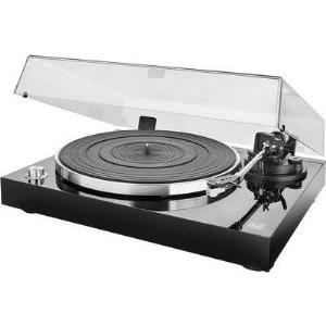 Plattenspieler, Turntables - Dual DT 500 USB Audio Plattenspieler mit Riemenantrieb Schwarz Plattenspieler (74513)  - Onlineshop JACOB Elektronik