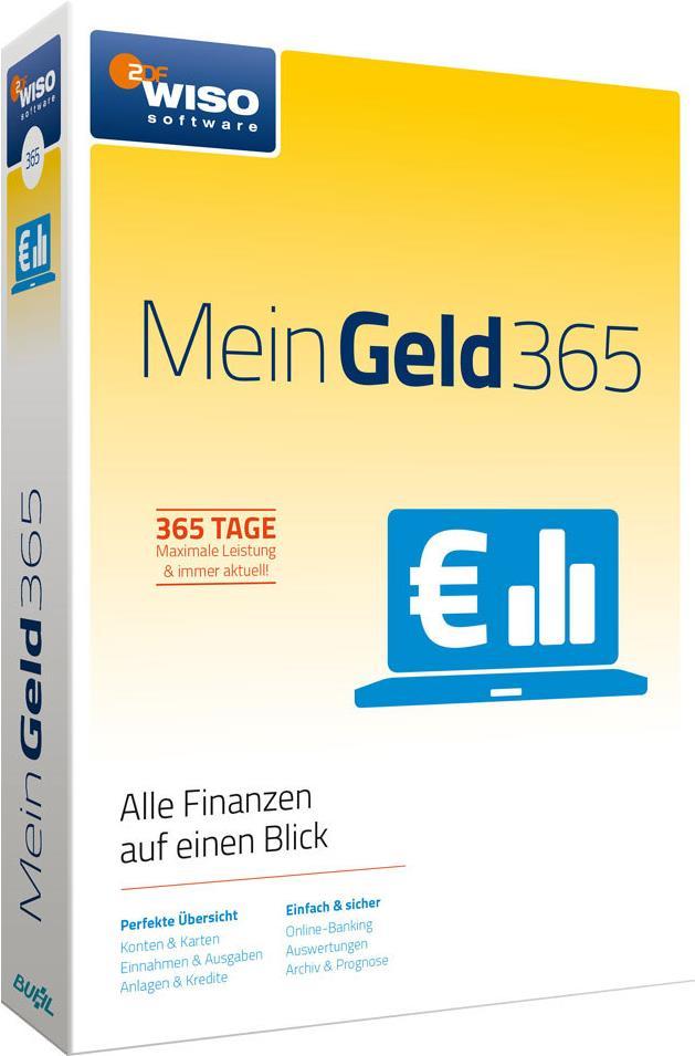 Buhl Data WISO Mein Geld 365 (KW42634-18)