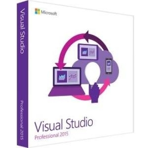 Microsoft Visual Studio Professional 2015 - Liz...
