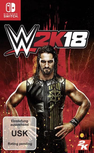 WWE 2K18 Nintendo Switch - Konsolen-Spiele (06683) jetztbilligerkaufen