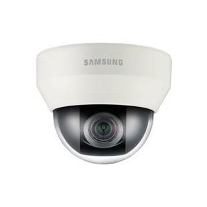 Hanwha Techwin Samsung WiseNet III SND-5084 - Netzwerk-Überwachungskamera - Kuppel - Farbe (Tag&Nacht) - 1,3 MP - 1280 x 1024 - 720p - Automatische Irisblende - motorbetrieben - Audio - Composite - LAN 10/100 - MPEG-4, MJPEG, H.264, AVC - Gleichstrom