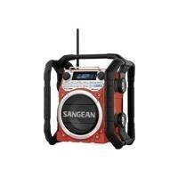 Sangean Utility Radio-U4 DBT - Tragbares DAB-Ra...