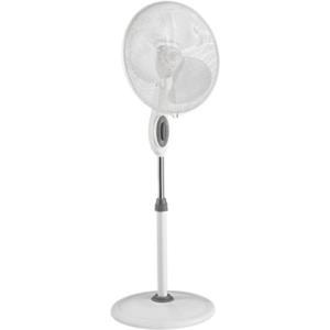 CasaFan 306130 Haushalts Lamellenlüfter 50W Weiß Ventilator (306130)