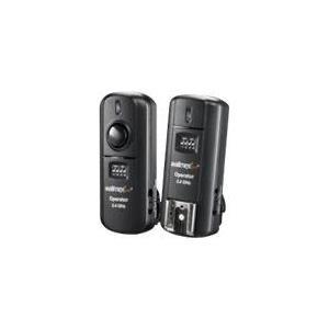Blitzgeräte - mantona Walimex pro Drahtloses Blitzsynchronisationssystem (19944)  - Onlineshop JACOB Elektronik