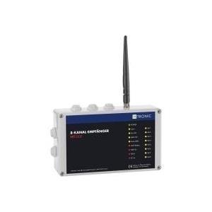 H-Tronic 8-Kanal-Empfänger HT200E 1618250 Funkfrequenz 868,35 MHz, 869,05 369,55 MHz Reichweite max. (im F (1618250) jetztbilligerkaufen