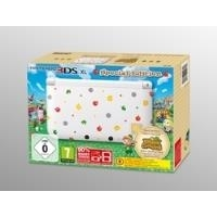 Spielkonsolen - Nintendo 3DS XL Handheld Spielkonsole weiß Animal Crossing New Leaf  - Onlineshop JACOB Elektronik