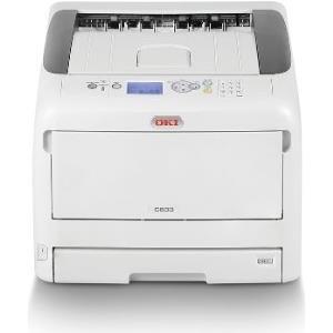 OKI C833dn - Drucker - Farbe - Duplex - LED - A...