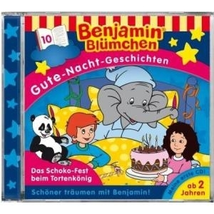 Kiddinx Benjamin Blümchen: D. Schokofest beim.....