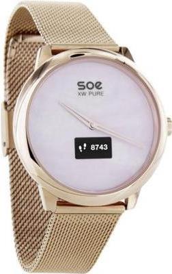 xlyne Soe XW Pure OLED Rosa-Goldfarben Smartwat...