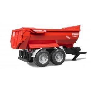 BRUDER 02225 - Rot - Kunststoff - Beide Geschle...