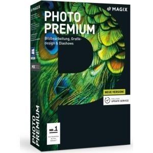 Magix Photo Premium Vollversion, 1 Lizenz Windows Bildbearbeitung jetztbilligerkaufen