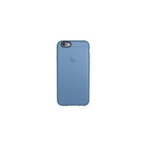 Belkin Grip Candy SE - Hintere Abdeckung für Mobiltelefon - Marineblau, Luft - für Apple iPhone 6 (F8W502BTC06)