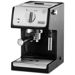 Kaffee, Tee - DeLonghi ECP33,21 Kaffeemaschine mit Cappuccinatore 15 bar Grau (0132104158)  - Onlineshop JACOB Elektronik