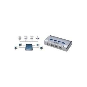 DIGITUS USB2.0 Sharing Switch DA-70136-1 - USB-...