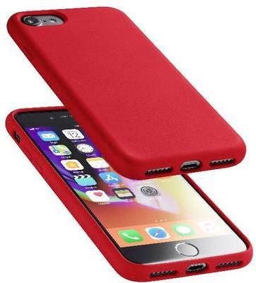 Image of Cellularline iPhone Case SENSATIONIPH747R Passend für: Apple iPhone 7, Apple iPhone 8, Rot (39394)