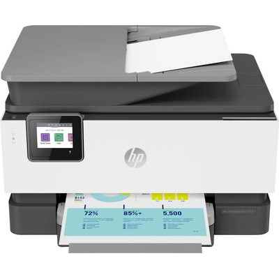HP Officejet Pro 9010 All-in-One (3UK83B#A80) (Bild #3)