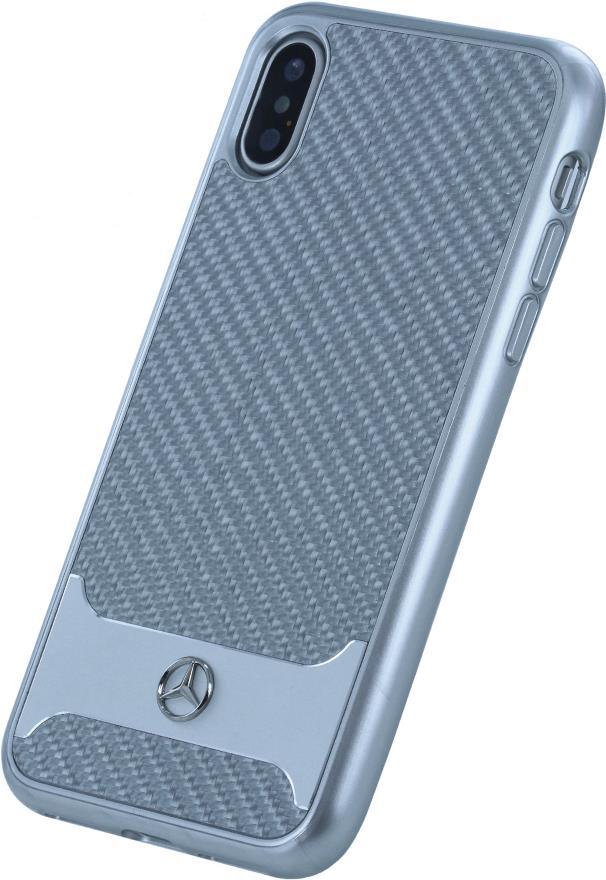 Carbon Aluminium - Hardcover - Apple iPhone X-E...