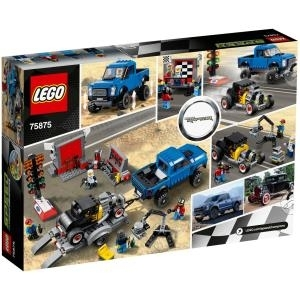 LEGO Speed Champions Ford F-150 Raptor & Ford M...