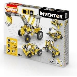 Engino Inventor 16 Modelle Industrie (KEN-1634)