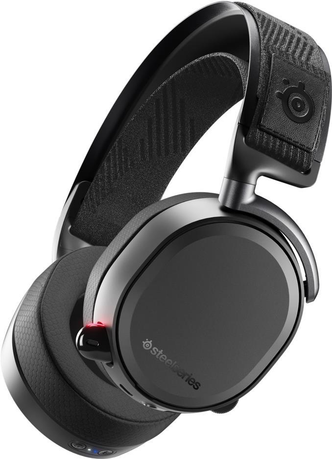 Audiozubehör - SteelSeries Arctis Pro Wireless Headset Full Size Bluetooth 2,4 GHz Funkfrequenz kabellos  - Onlineshop JACOB Elektronik