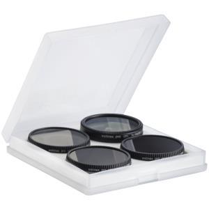 mantona walimex pro - Filter-Kit - Zirkularpolarisator / neutrale Dichte (21275)