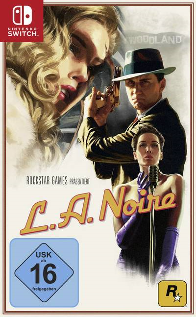 Take-Two Interactive L.A. Noire Nintendo Switch USK: 16 (6700) jetztbilligerkaufen