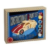Professor Puzzle Rally Car